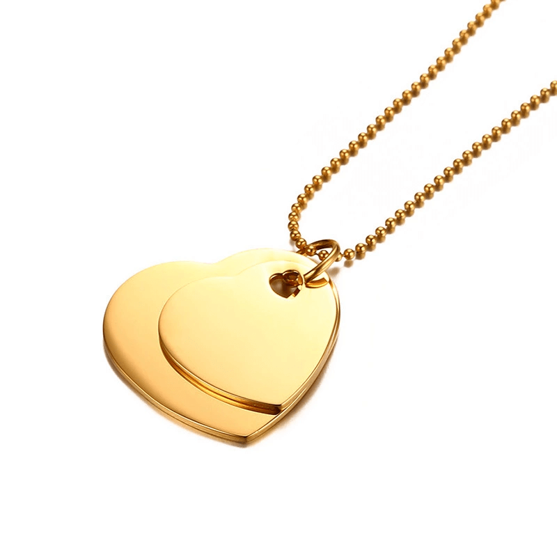 This is heart pendant.