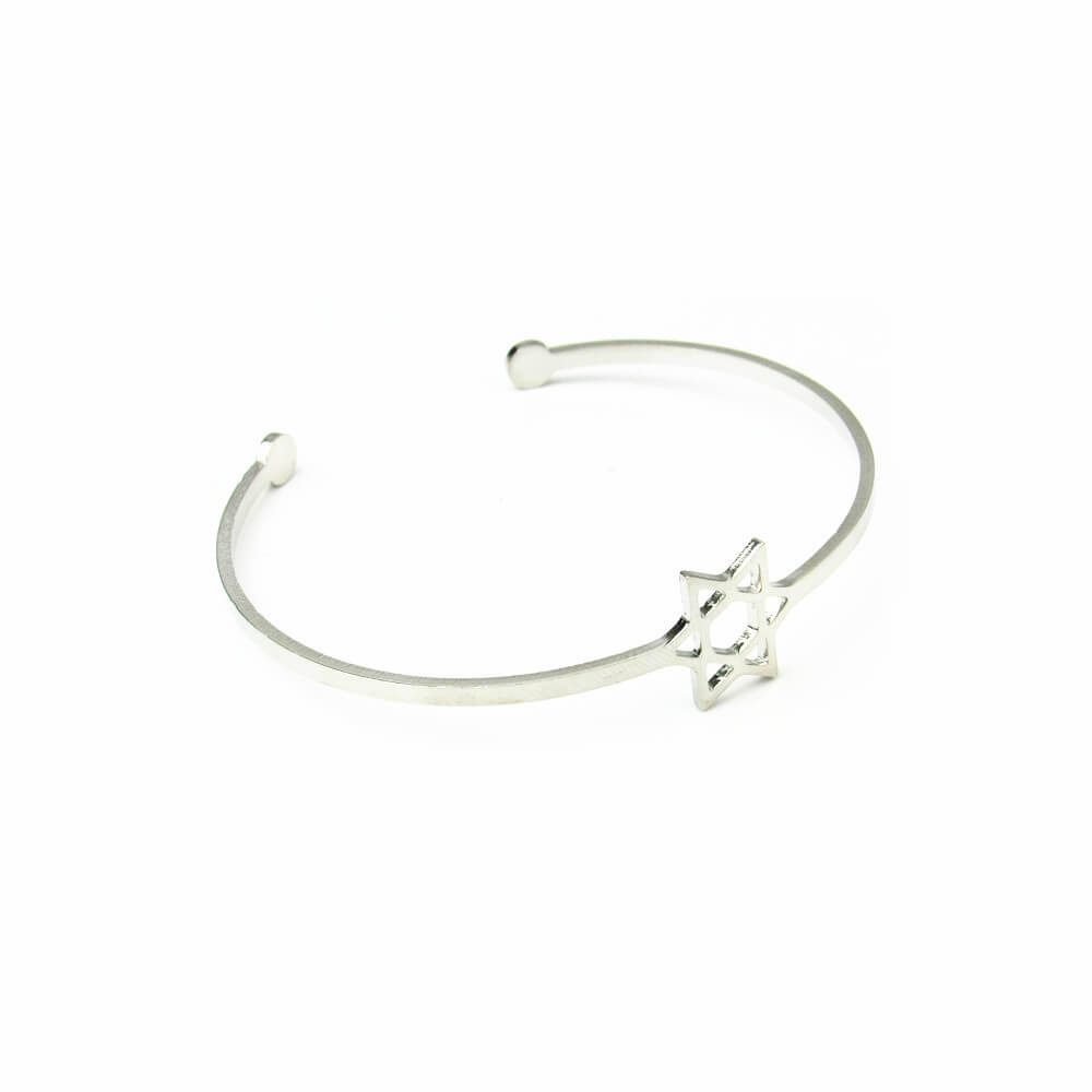 This is star shape bangle.