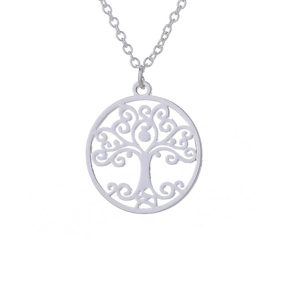 This is tree of life necklace.