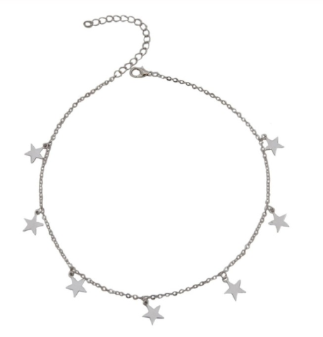 This is a star necklace.