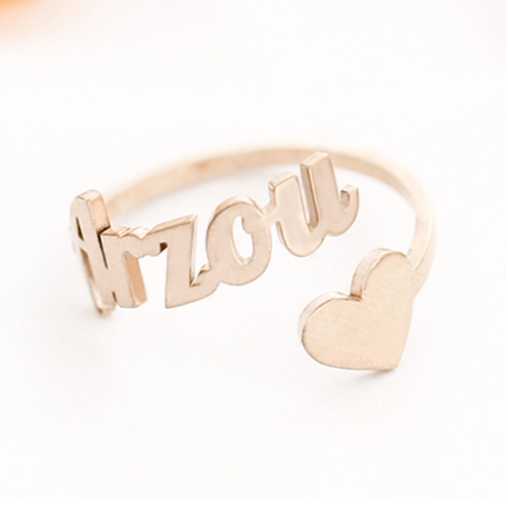 This is a name ring.