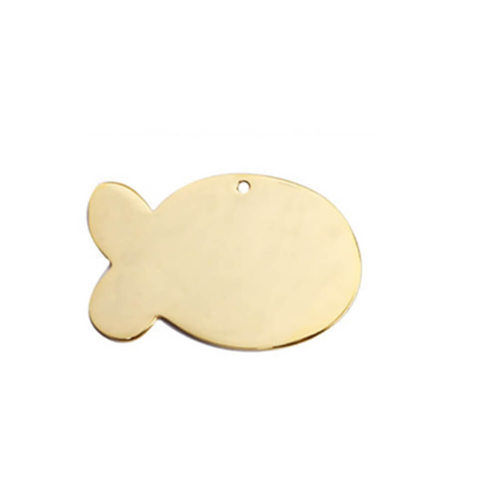 This is a fish pendant.