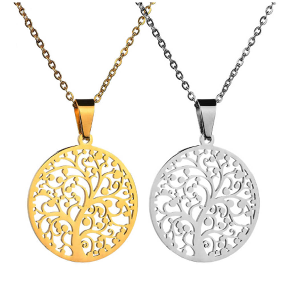 This is a tree of life necklace.