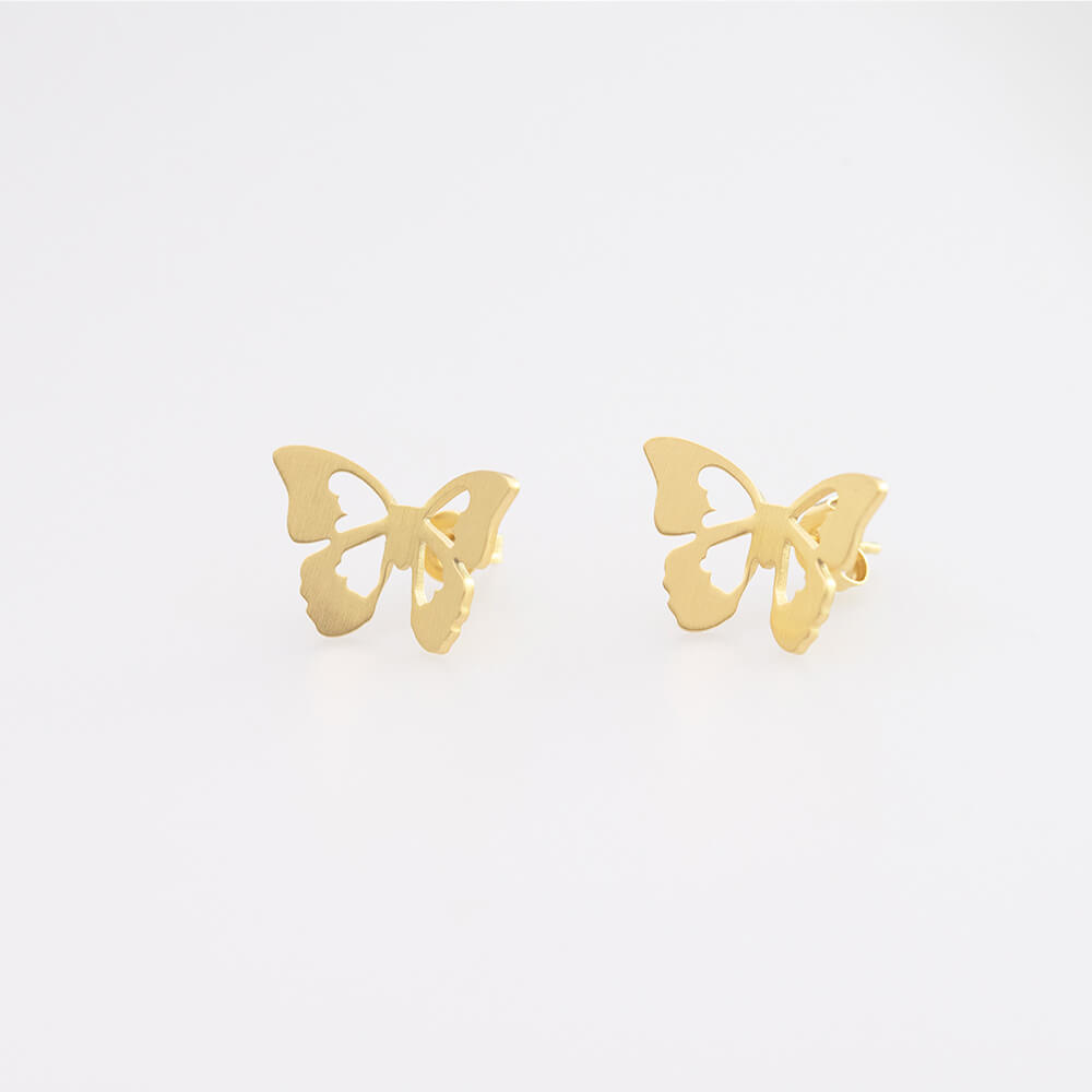 This is butterfly earrings.