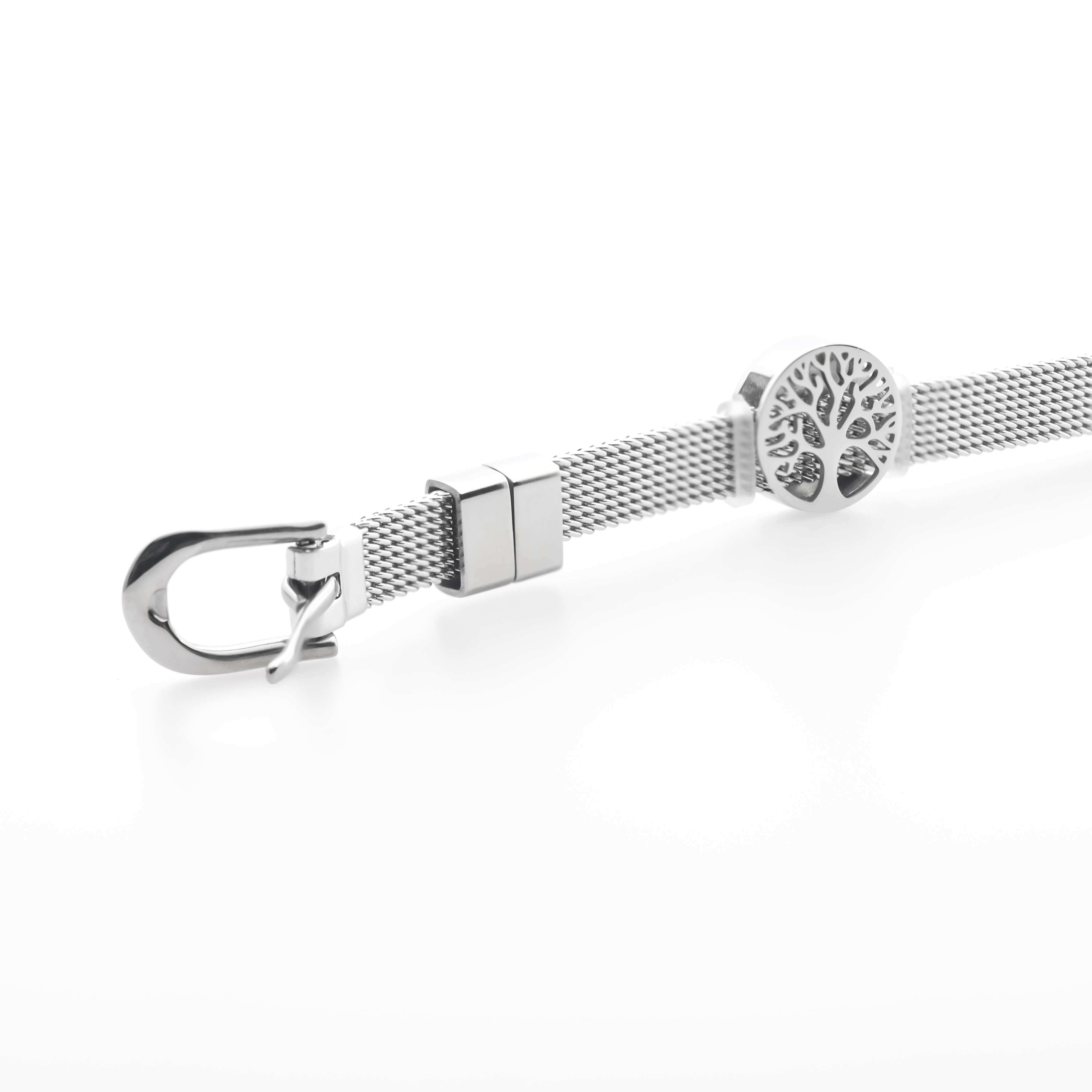 This is wristwatch stainless steel bangle.