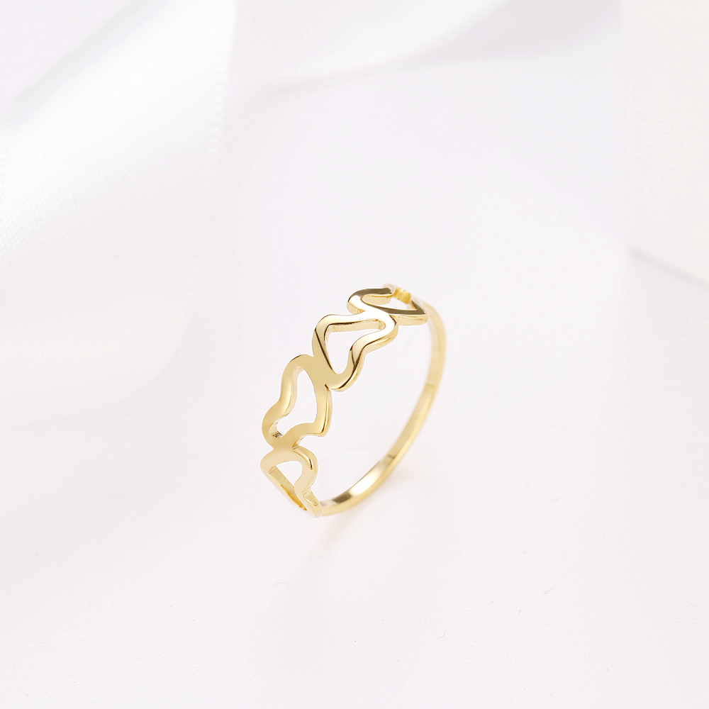 This is a heart ring.