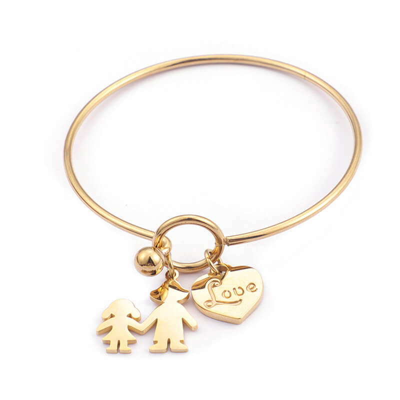 This is kids charm bangle.