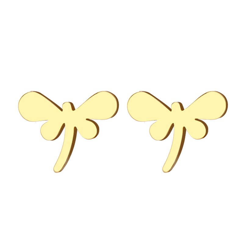 This is dragonfly earrings.