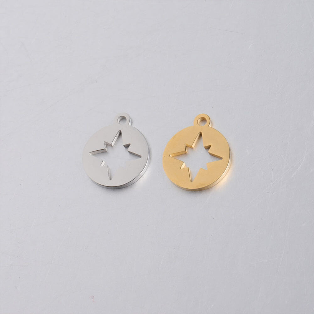 This is compass pendant.