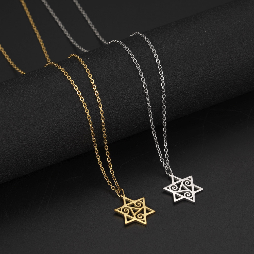 Star Symbol Necklace